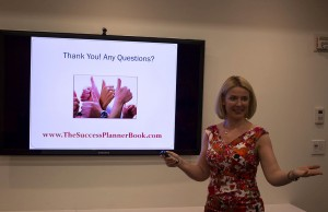 Inga Ezera, The Author, Leadership Personal Branding Workshop USA, New York 2015