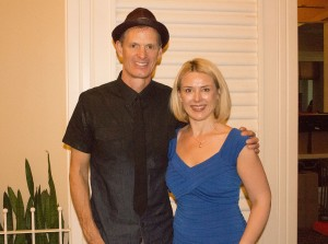 Inga Ezera & Mike Rayburn, Thought Leader, Keynote Artist, Entertainer