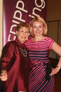 Inga Ezera & Patricia Fripp Executive Speech Coach, Keynote Speaker