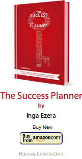 The Success Planner Book