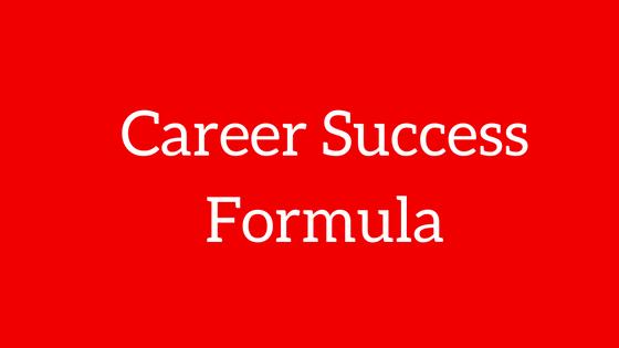 Career Success Formula – FREE eBook!!!